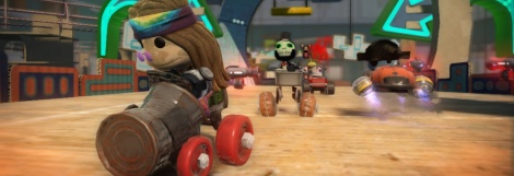 LBP Karting Shows Trailer and Screens