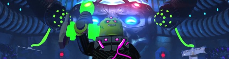 Lego Batman 3: Brainiac Trailer