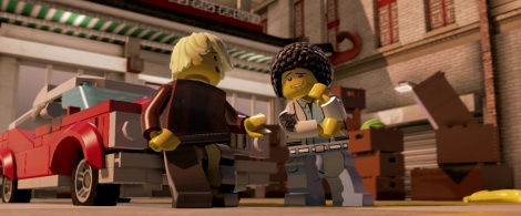 LEGO City: Undercover shows coop mode
