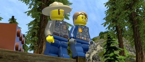LEGO City: Undercover Trailer