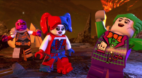 Lego DC Super Villains arrive