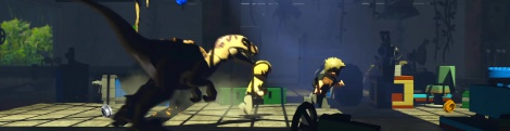 LEGO Jurassic World: Launch trailer