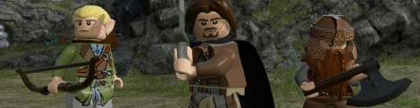 Lego Lord of the Rings images