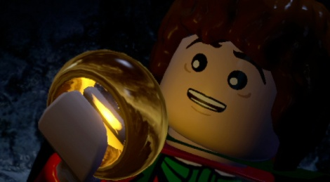 Lego LOTR launches its bricks