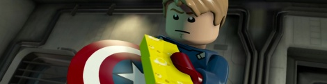 LEGO Marvel's Avengers is out