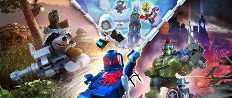 LEGO Marvel Super Heroes 2 announced