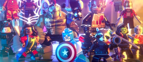LEGO Marvel Super Heroes 2: CG Trailer