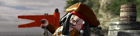 LEGO Pirates of the Caribbean's first trailer