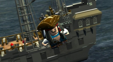 LEGO Pirates of the Caribbean video