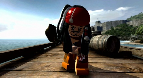 LEGO Pirates of the Caribbeans demo videos