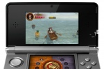 LEGO PotC:  3DS Screens