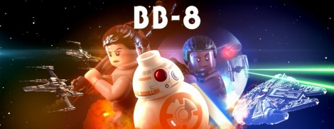LEGO Star Wars introduces BB-8