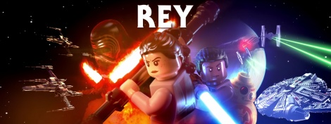 LEGO Star Wars introduces Rey & Kylo