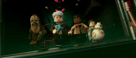 LEGO Star Wars: The Force Awakens is out