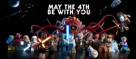 LEGO Star Wars: The Force Awakens new trailer