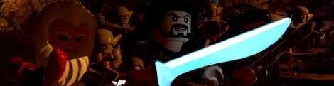 Lego The Hobbit: Buddy-Up trailer