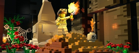LEGO Worlds is now available
