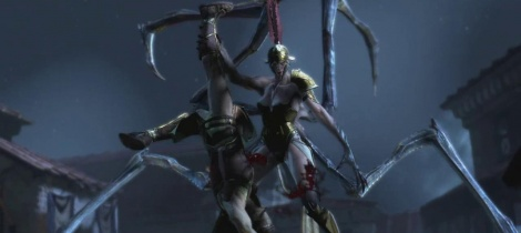 Les Furies de God of War: Ascension