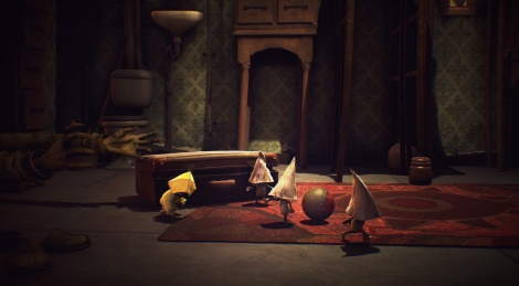 Little Nightmares new screenshots