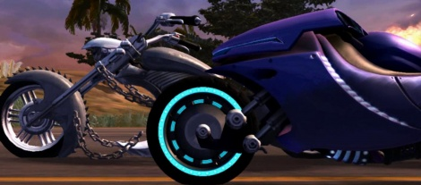LocoCycle: First gameplay video