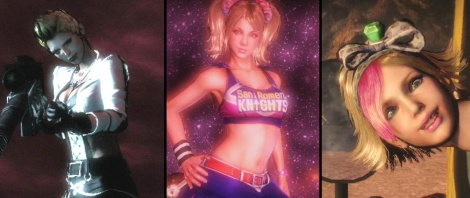 Lollipop Chainsaw: The Starling Sisters
