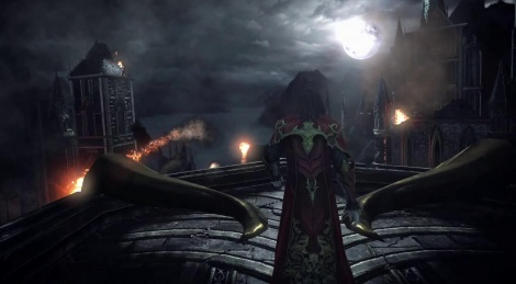 Lords of Shadow 2 new trailer