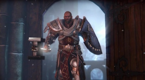 Lords of the Fallen: Gameplay video