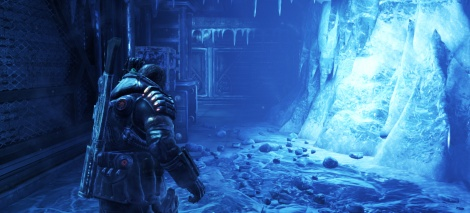 Lost Planet 3 into extreme conditions