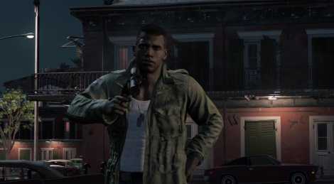 Mafia III shows combat gameplay