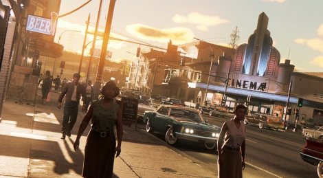 Mafia III: Weaponry in New Bordeaux