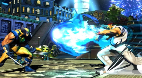 Marvel vs Capcom 3 images