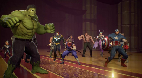 Marvel vs Capcom: Infinite available