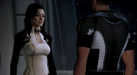 Mass Effect 2: Voices of Stars
