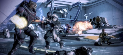Mass Effect 3 multiplayer detailed