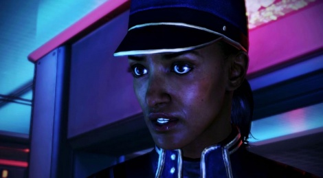 Mass Effect 3 returns to the Citadel