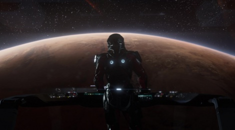 Mass Effect: Andromeda trailer in HQ