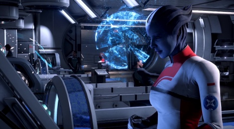 Mass Effect: Andromeda - Trailers from the past