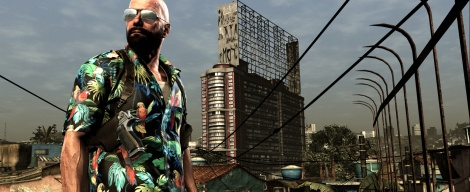 Max Payne 3: First PC screens