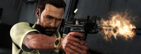 Max Payne 3 highlights SMGs