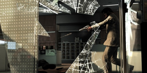 Max Payne 3 new screens