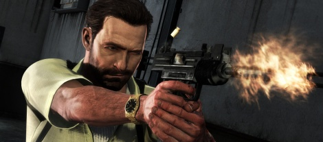Max Payne 3 opens fire