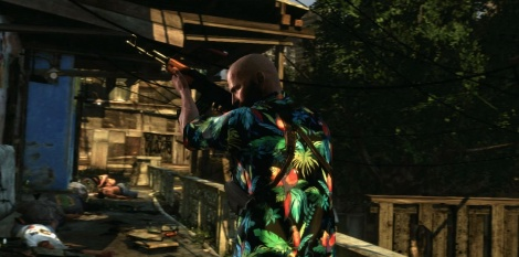 Max Payne 3: Targeting and Weapons