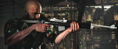 Max Payne 3: The Mini-30 Rifle