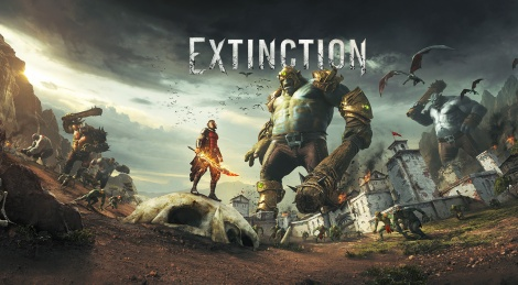Maximum Games reveals Extinction