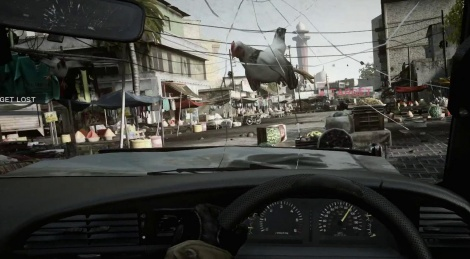 Medal of Honor : Warfighter en voiture
