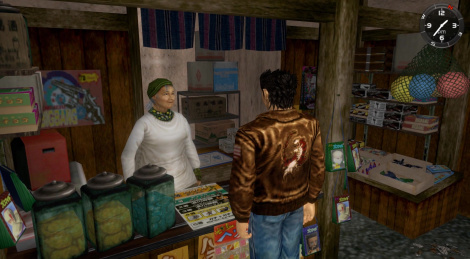 Meet the characters of Shenmue I & II