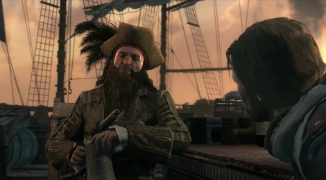Meet the infamous pirates of AC4