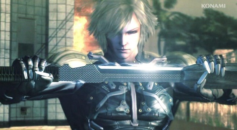Metal Gear Rising: Arsenal & Foes