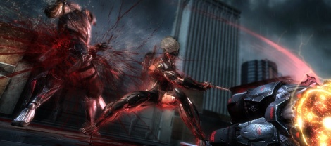 Metal Gear Rising videos