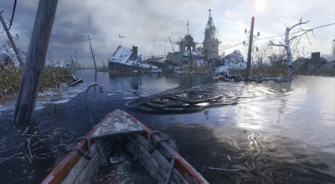 Metro Exodus in 4K and RTX videos